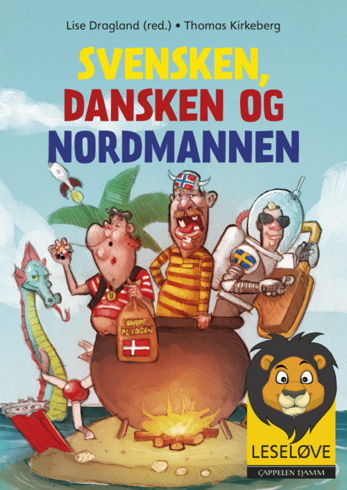 Svensken, dansken og nordmannen